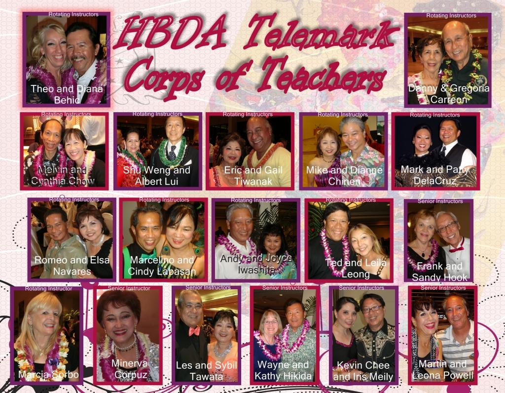 HBDA 2014 Telemark Collage